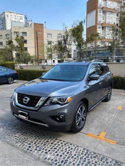 Nissan Pathfinder 2018 Exclusive 4x4 Máximo Equipo Crédito