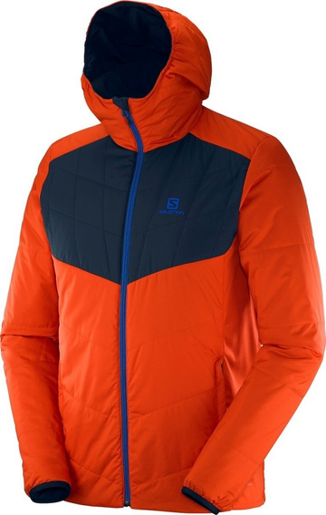 Camperas Salomon - Drifter Mid Hoodie - Hiking - Hombre