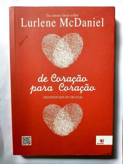 Livro De Coração Para Coração Lurlene Mcdaniel
