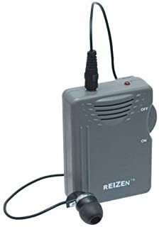 Reizen Loud Ear 110db Gain Amplificador Personal (renovado)