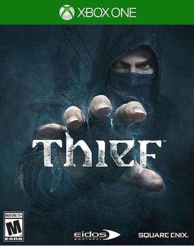 Imagem 1 de 5 de Thief Xbox One -  25 Dígitos (envio Já)