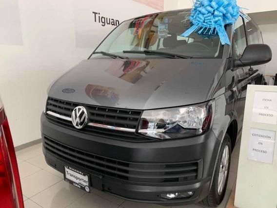 Volkswagen Transporter 9 Pasajeros 2019