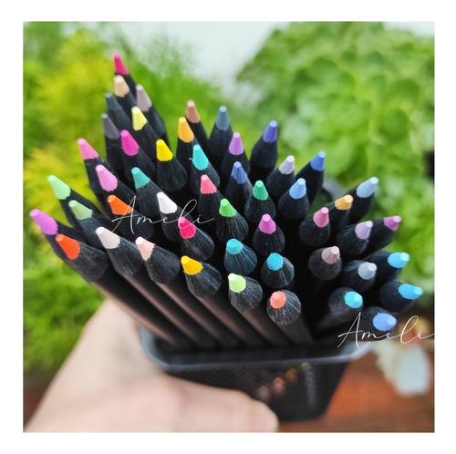 Imagen 1 de 2 de Lápices De Colores Supersoft 50 Unidades Faber Castell