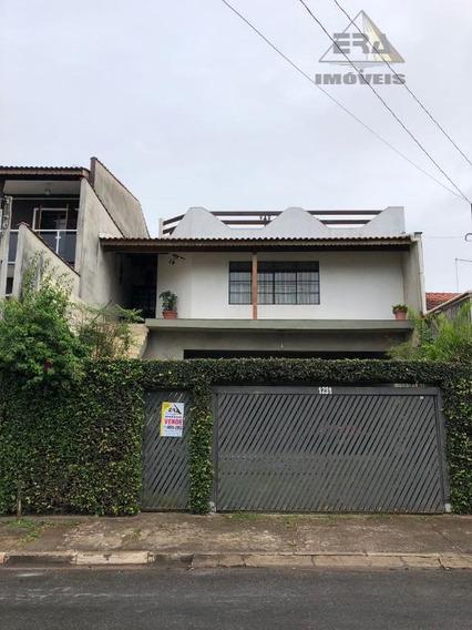 Sobrado Residencial À Venda, Jordanópolis, Arujá - So0145. - So0145