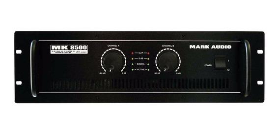 Amplificador Mark Audio Mk 8500 - Maxcomp Musical