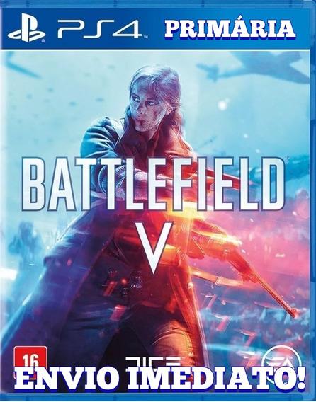 Battlefild V Ps4 1° Digital Psn Original Envio Imediato!