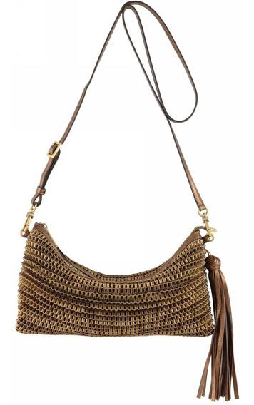 Bolsa Pequena 6306 - Madras Bronze