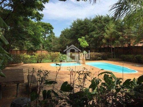 Imagem 1 de 15 de Chácara À Venda, 5217 M² Por R$ 1.280.000 - Zona Rural - Araraquara/sp - Ch0110