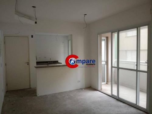 Apartamento À Venda, 73 M² Por R$ 350.000,00 - Vila Galvão - Guarulhos/sp - Ap6636