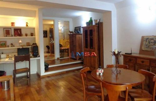Imagem 1 de 20 de Casa À Venda, 145 M² Por R$ 1.270.000,00 - Perdizes - São Paulo/sp - Ca0559