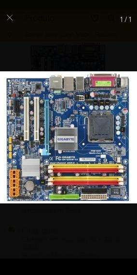 Kit Gamer Inicial Placa-mãe Core 2 Quad