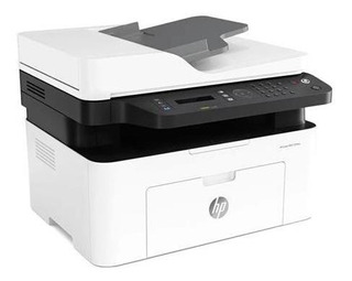 Impresora Laser Multifuncion Monocromatica Hp Mfp137fnw