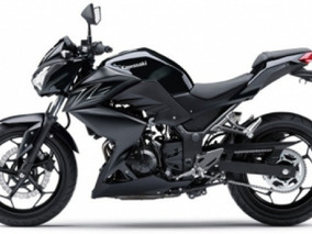 Motocicleta Kawasaki Z250 Modelo 2017