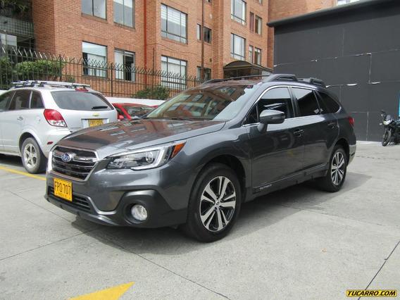 Subaru Outback Subaru Outback 3.6r Cvtlimited