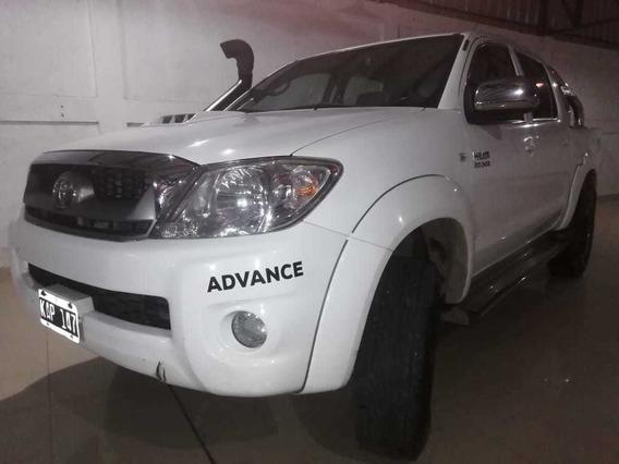 Toyota Hilux 2011 3.0 4x4 Full