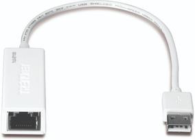 Adaptador Usb 2.0 Para 10/100mbps Tu2-et100 Trendnet Novo