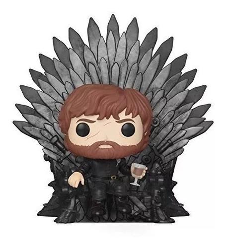 Funko Pop Game Of Thrones 71 Tryon Lannister En Trono