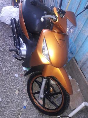 Honda Partida E Pedal