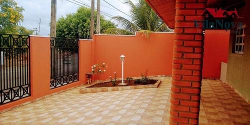 Casa Com 3 Dormitórios À Venda, 209 M² Por R$ 950.000,00 - Jardim Esplanada Ii - Indaiatuba/sp - Ca1849