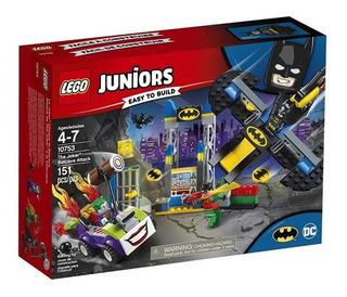 Lego Juniors 10753 The Joker Batcave Attack