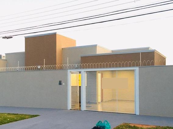 Casa Em Jardim Seminário, Campo Grande/ms De 85m² 3 Quartos À Venda Por R$ 350.000,00 - Ca529617