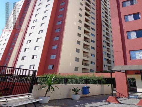 Apartamento Residencial À Venda, Vila Ema, São Paulo. - Ap1958