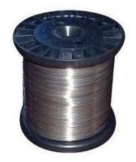 Carretel Arame Aço Inox Cerca Elétrica Fio 0,90mm 1kg