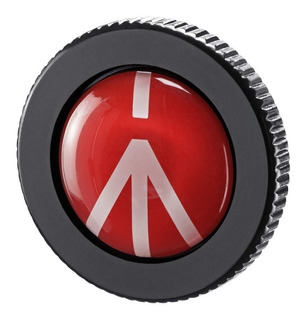 Manfrotto Round-pl Zapata Para Tripie Compact Action