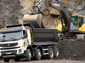 Financiamiento Volvo Y Maquinarias Pesadas