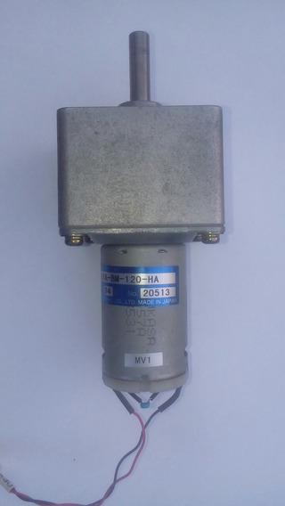 Motor Dc C/ Reduçao Tsukasa 9kgf 24v Tg-57a-bm-120-ha