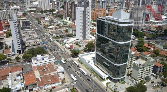 Sala Corporativa À Venda, Lagoa Nova, Natal. - Sa0001