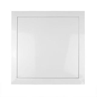 Alçapão Em Aço Para Drywall Branco 60x60 Cm Envio Imediato