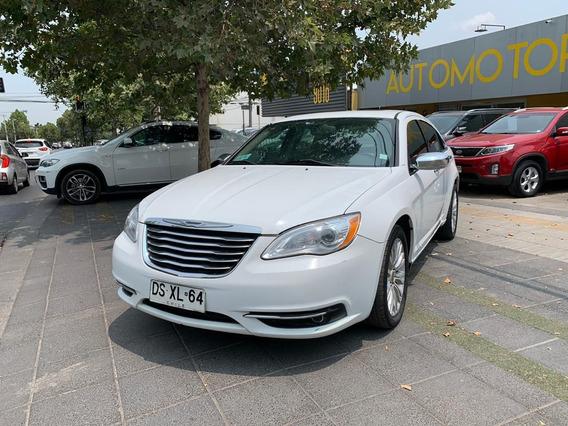 Chrysler 200 Limited 3.6 Aut 2012
