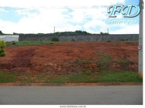 Imagem 1 de 4 de Terrenos Em Condomínio À Venda  Em Atibaia/sp - Compre O Seu Terrenos Em Condomínio Aqui! - 1303815