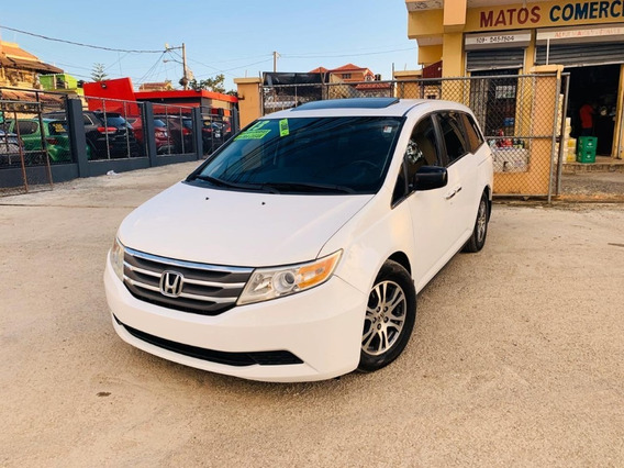 Honda Odyssey Exl 2013, Clean Carfax