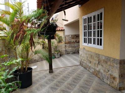 Casa Em Amendoeira, São Gonçalo/rj De 165m² 4 Quartos À Venda Por R$ 350.000,00 - Ca213970