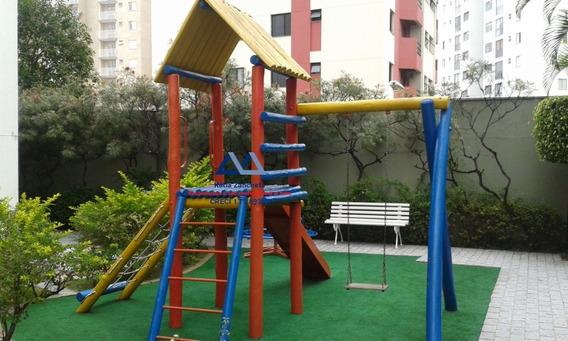 Apartamento Para Alugar No Bairro Jardim Celeste Em São - 3256-kz-2