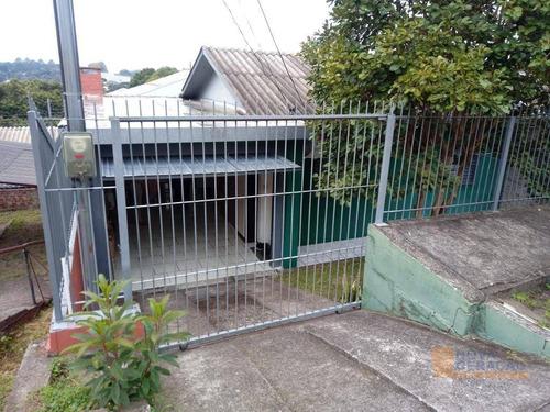 Sobrado À Venda, 71 M² Por R$ 200.000,00 - Ana Rech - Caxias Do Sul/rs - So0303