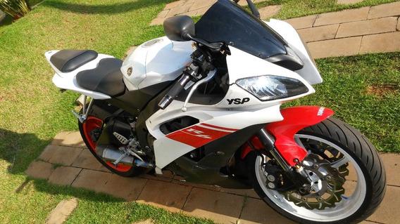 Yamaha R6 2009/2010 P/ Retirada De Peças (mtas Já Foram)