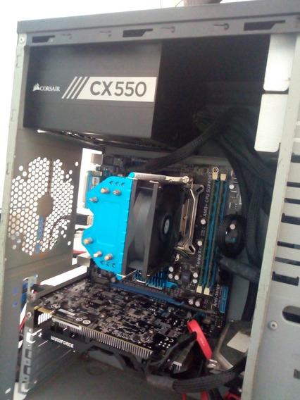Pc Gamer Phenom X4 Gtx 950 8gb Fonte Cx 550 Corsair