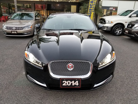 Jaguar Xf 3.0 Xf Portafolio V6 T At 2014