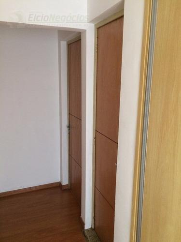 Imagem 1 de 15 de Apartamento Para Venda, 3 Dormitórios, Moinho Velho - São Paulo - 1992