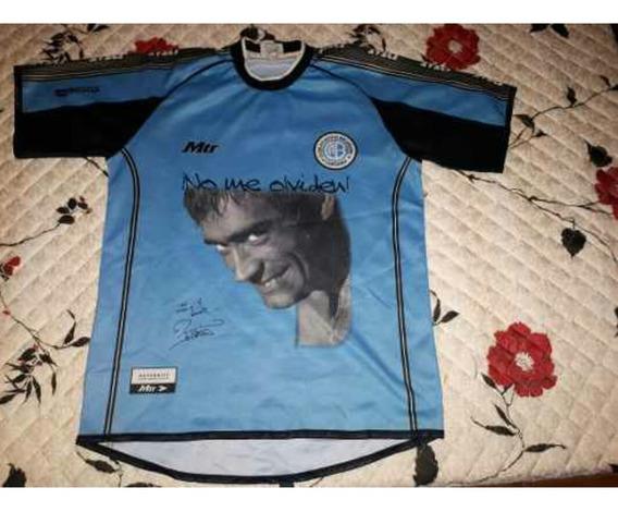 Camiseta Belgrano De Cordoba(homenaje A Rodrigo) 2000_2001 O
