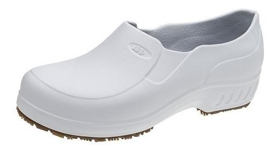 Sapato Eva Branco Limpeza Profissional Marluvas Flex Clean Ca 39213