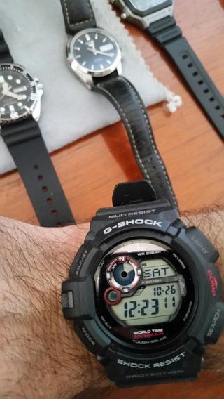 Relógio Casio G-shock Original Mudman G-9300-1dr