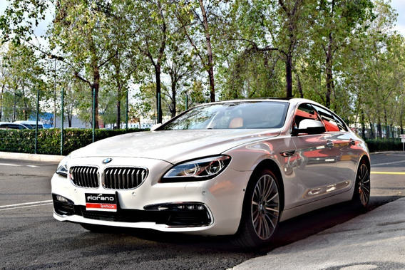Bmw 650i Gran Coupe 2016
