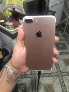 iPhone 7plus 128 Gigas Rose