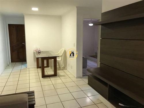 Apartamento Com 2 Quartos Para Comprar No Praia Da Costa Em Vila Velha/es - Nva1678