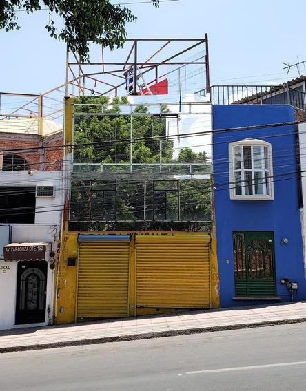 Propiedad Comercial En Venta En Avenida Zaragoza, Centro De Querétaro