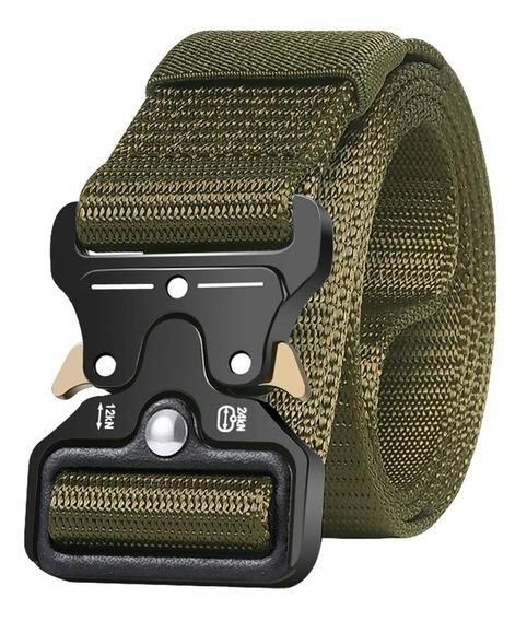 Ajustable Cinto Cinturón Táctico Militar Tipo Asalto